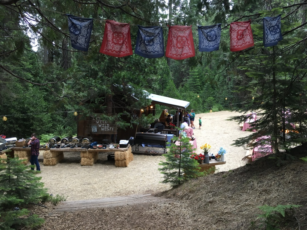 "A ""Good Ol' Country"" Party in Yosemite, California"