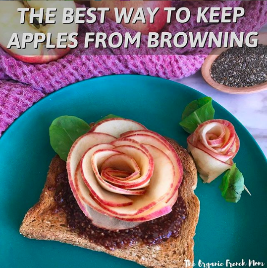 How To Keep Apples From Browning
