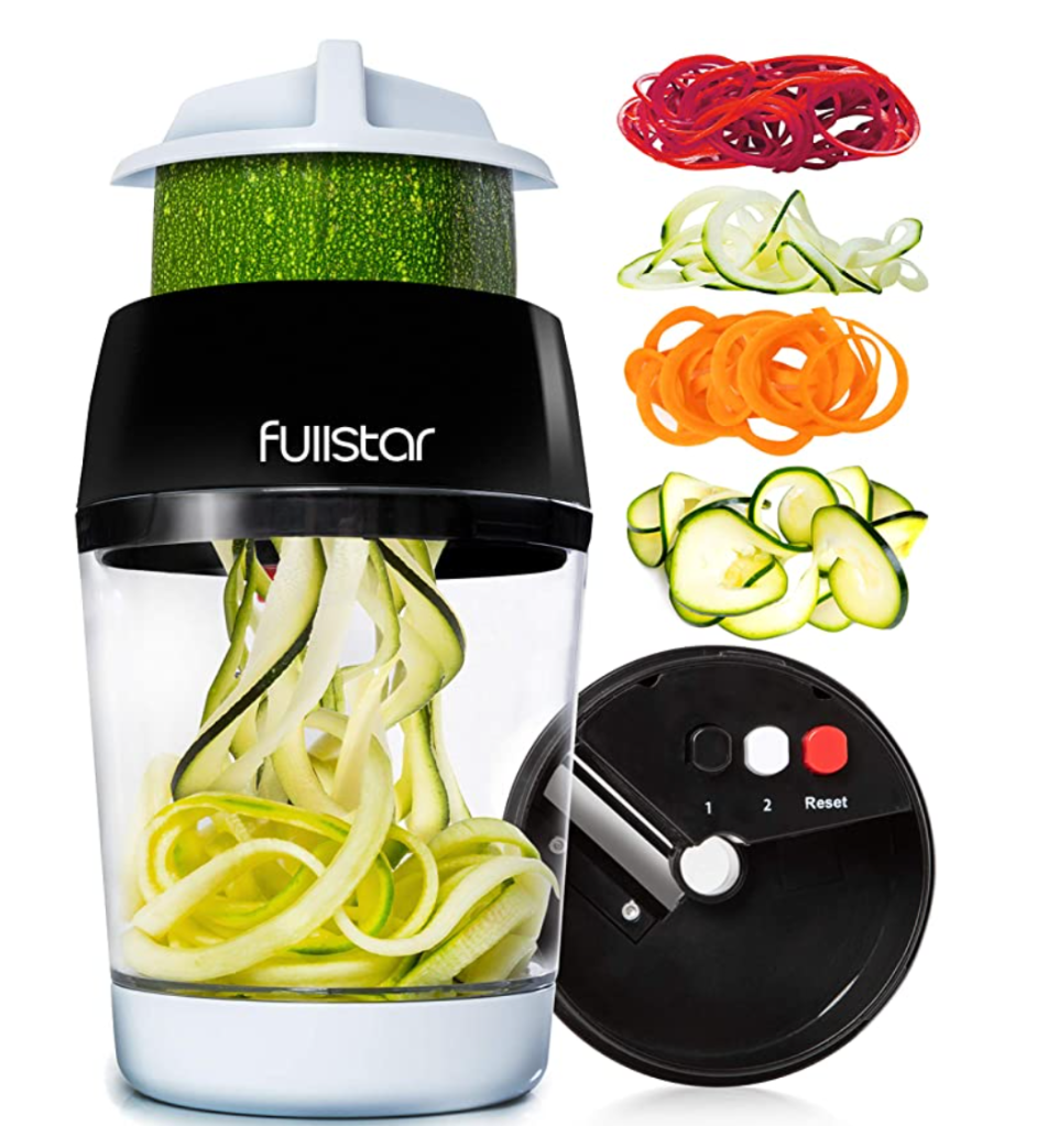 Black Friday Deals Amazon. Veggie noodles make each meal so colorful and tasty! This Vegetable Spiralizer Vegetable Slicer is now at $7.13 only! 29% OFF!