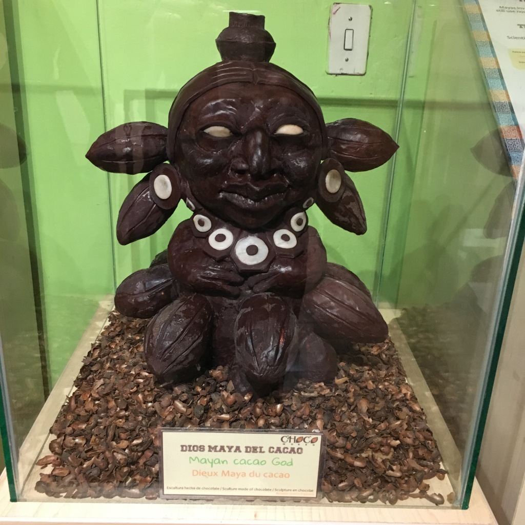 Teuko.com the lunchbox community - Mayan God of Cacao