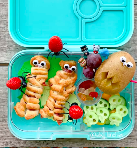 The walking mummies video tutorial, by abc_lunchies